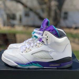 """Jordan Shoes - Jordan 5 """"grape"""""""